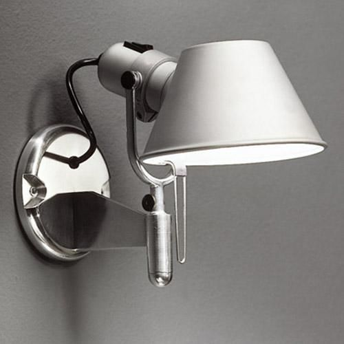 Tolomeo Classic Wall Spot In 2020 Contemporary Wall Lamp Wall Lamp Metal Wall Light