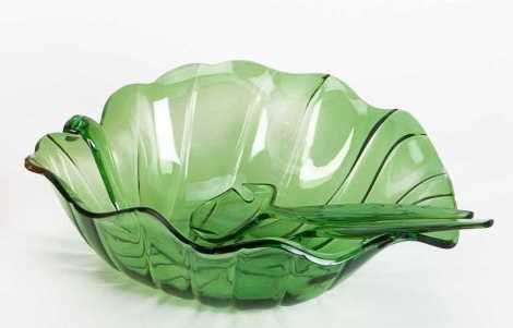 A Loja do Gato Preto | Saladeira Pequena Folha Verde @ Ensaladera Pequeña Hoja Verde #alojadogatopreto