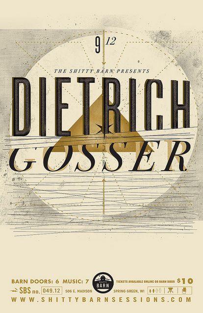 Shitty Barn Session No. 49 - Dietrich Gosser by EFG!, via Flickr