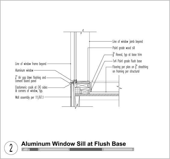 Flush Wall Base Details From Build Detailing Pinterest
