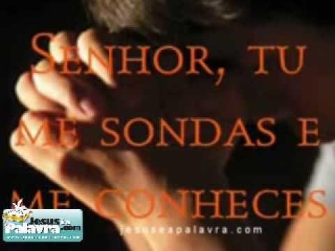 Robson Nascimento E Aline Barros Sonda Me Salmo 139 Youtube