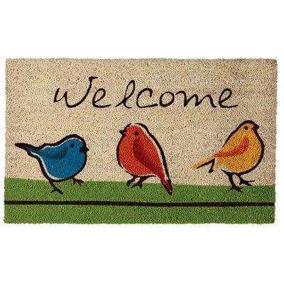 For the Birds Doormat  $18.99  until:  07/26/2012