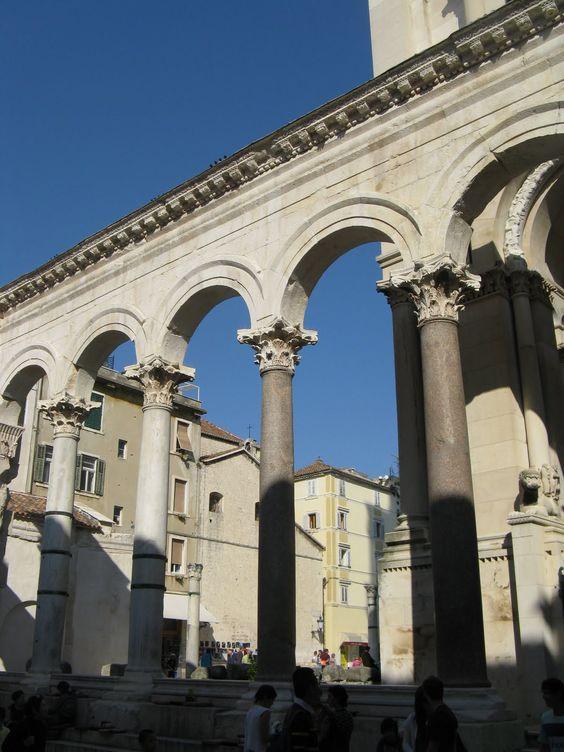 Roman Architecture Buildings