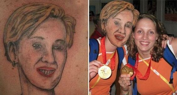 10 Hilarious Fail Tattoos In Real Life!: