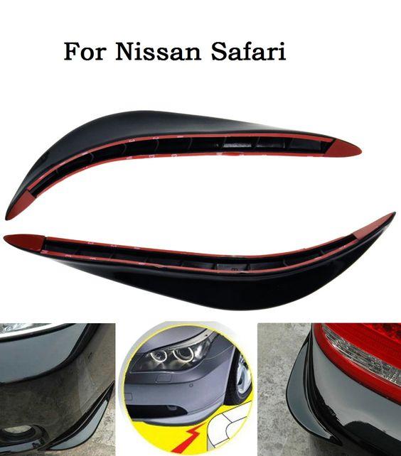 $14.80 (Buy here: https://alitems.com/g/1e8d114494ebda23ff8b16525dc3e8/?i=5&ulp=https%3A%2F%2Fwww.aliexpress.com%2Fitem%2FCar-Accessories-Black-white-silver-2Pcs-ABS-Front-Rear-Bumper-Protector-Guard-Crash-Bar-for-Nissan%2F32702018286.html ) Car Accessories Black/white/silver/2Pcs ABS Front + Rear Bumper Protector Guard Crash Bar for Nissan Safari for just $14.80