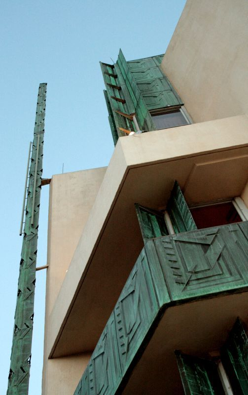 Price Tower / Frank Lloyd Wright. 1952. Bartlesville, Oklahoma