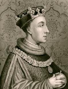 King Henry V was born on this day 16th September, 1387, at Monmouth Castle. He went on to win the Battle of Agincourt against the French on St Crispin's Day