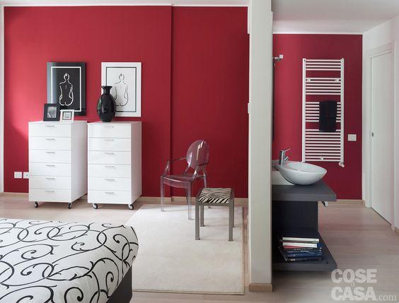 the 25+ best parete casa rossa ideas on pinterest