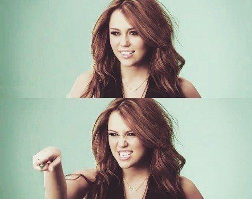 Miley Ray Cyrus <3