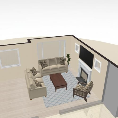 Exceptional See The Room Creation I Designed With The La Z Boy 3D Room Planner