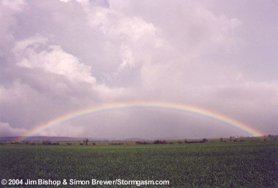 Rainbow photos by Jim Bishop, Tom Santillo and Simon Brewer