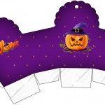 Halloween Pumpkin Printable Party Kit