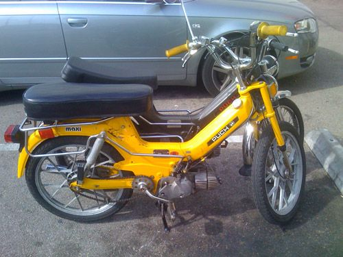 Moped Sex 77