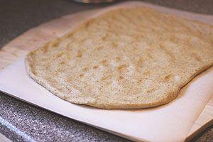 Multigrain Sourdough Pizza Crust