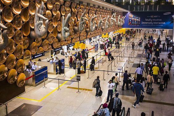 Indira Gandhi International Airport, Delhi