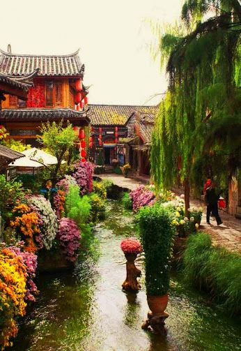 Lijiang (Chinese: 丽江) is a prefecture-level city in the northwest of Yunnan province, China.