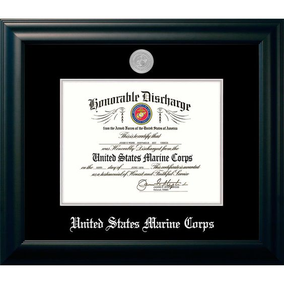 PATF Marine Discharge Picture Frame & Reviews | Wayfair
