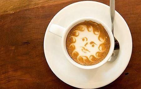 Café soleado