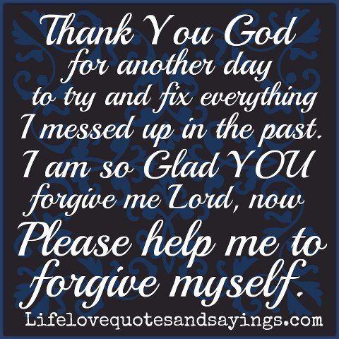 Does god forgive me essay