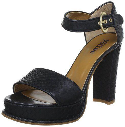 Pollini California SA1611BC0XTI140A Damen Sandalen: Amazon.de: Schuhe & Handtaschen