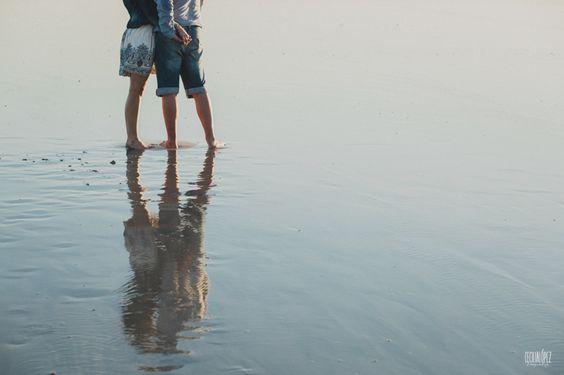 Preboda en la playa. Natalia+Nico » Cecilia López. Fotografia de bodas Galicia. Bodas Coruña.