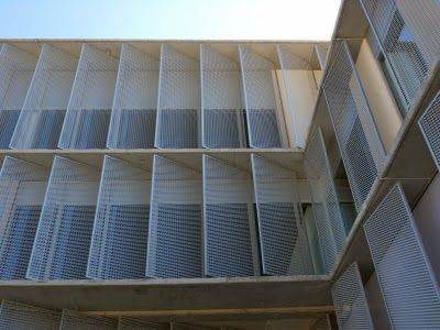 imar expanded aluminium vertical brise soleil. Black Bedroom Furniture Sets. Home Design Ideas
