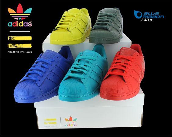 Adidas Superstar Supercolor