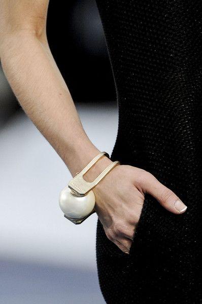 Chanel Spring 2013 - Details: