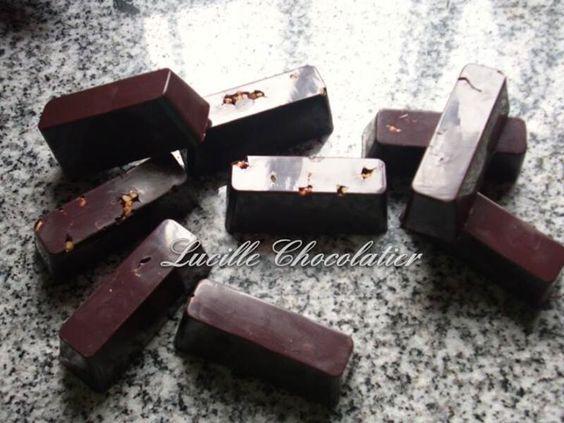 Chocolates, bombones, trufas y delicias.