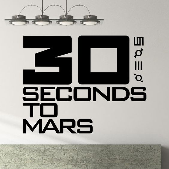 30 Seconds to Mars – The Kill (Bury Me) (single cover art)