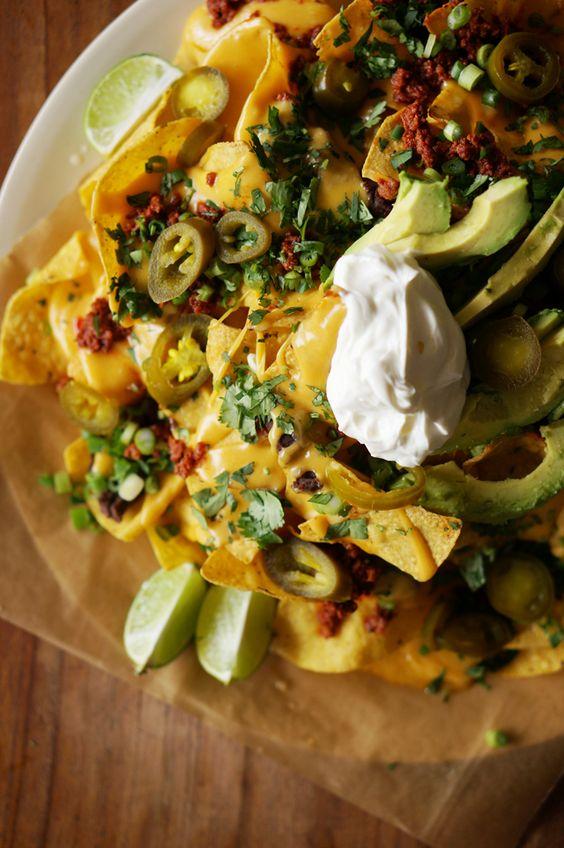 Monterey jack cheese, Sauces and Nachos on Pinterest