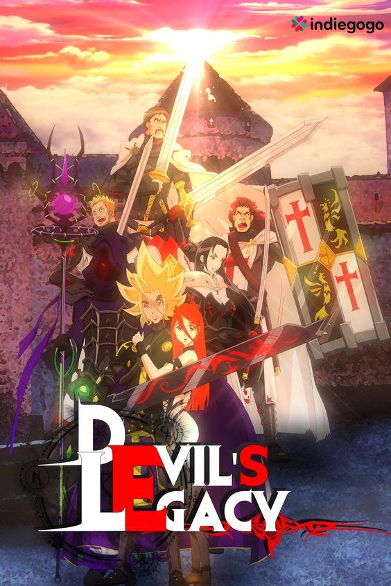 Devil's Legacy : The Anime | Indiegogo