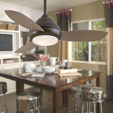 Buy Modern Kitchen Ceiling Fans With Lights To Get An Attractive