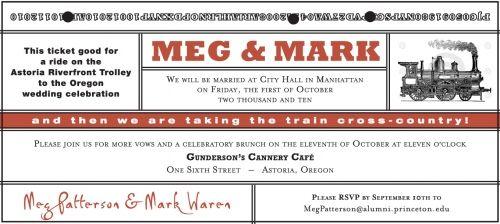 Meg & Mark Invitation2