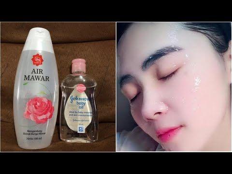 Gunakan Sebelum Tidur Wajah Jadi Glowing Dan Bening Youtube Produk Makeup Trik Makeup Perawatan Kulit