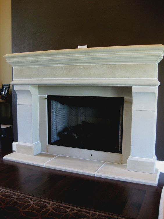 Pinterest the world s catalog of ideas for Stonecraft fireplaces