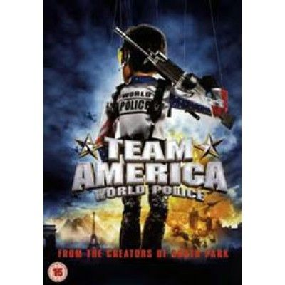 Buy Team America World Police Used Dvd 5ivestarsentertainment