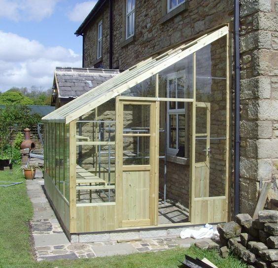Swallow greenhouse