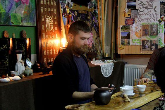 Где в Калининграде попить и купить хорошего чая?