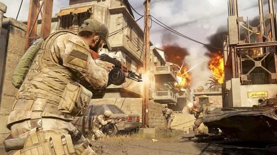 Call of Duty: Modern Warfare Remastered Gameplay - 7 Minutes of Team Deathmatch on Backlot See how Modern Warfare holds up in a round of Team Deathmatch on Backlot. September 03 2016 at 06:14PM  https://www.youtube.com/user/ScottDogGaming