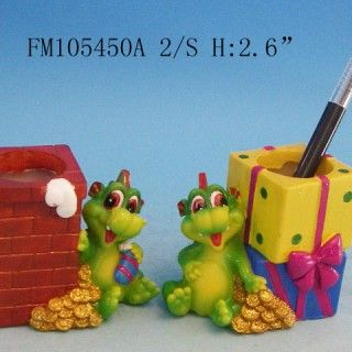 Resin Pocket Size Pen Holder $30.00 .We are Supplying these Gift Items In Bulk Only