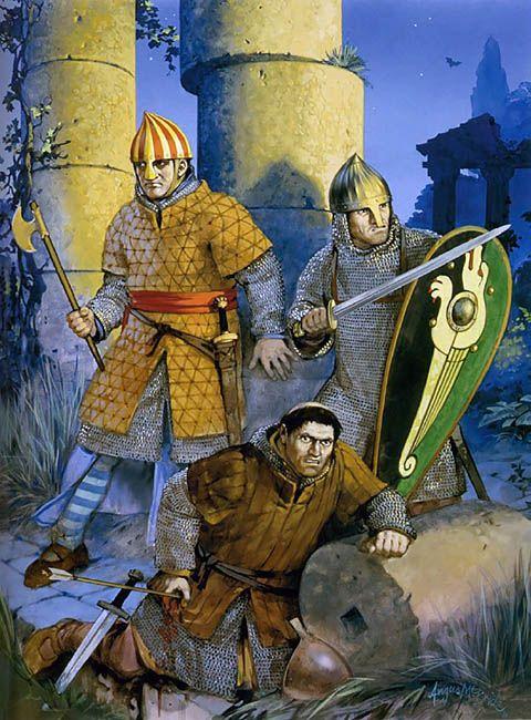 Normand de Sicile  B82058adc47994decd27ff09458131f0