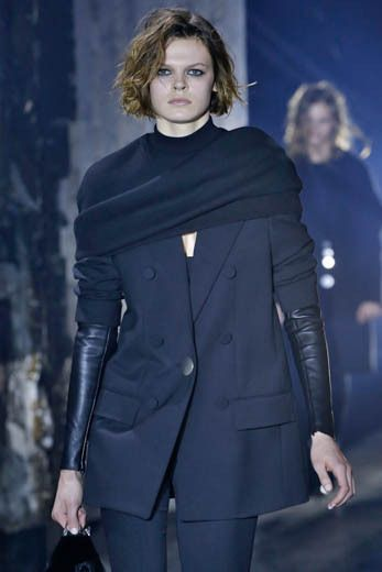 Alexander Wang Fall/Winter 2017 collection. (Photo by Jonas Gustavsson/MCV Photo For The Washington Post)