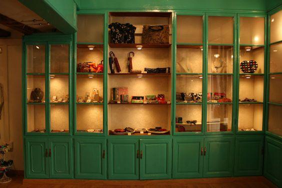 Ladyloquita, la tienda de jóvenes diseñadores.