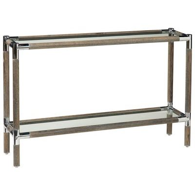 EMERSON BENTLEY - Style: 13023 - Sophisticate II Console Table Overall Dimensions: 49 x 12 x 32H