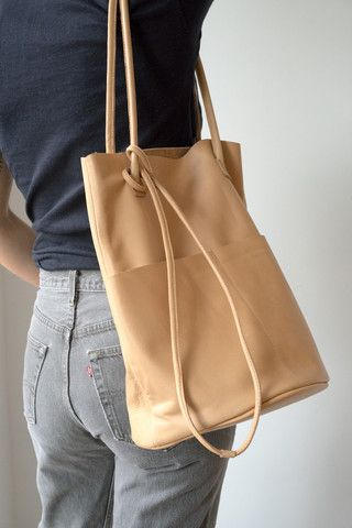 ARE Studio Barrel Tote