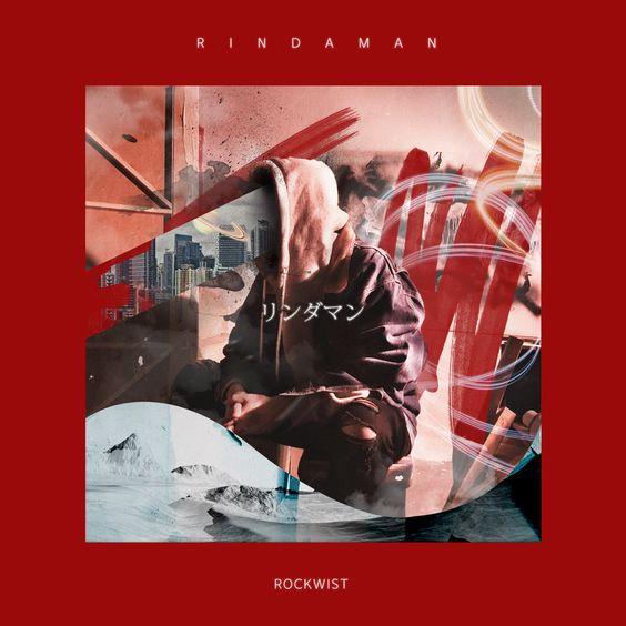 Album Art - ROCKWIST - 린다만 (Prod by.SULTAN) - 그래픽 디자인 · 디지털 아트, 그래픽 디자인, 디지털 아트, 그래픽 디자인, 디지털 아트
