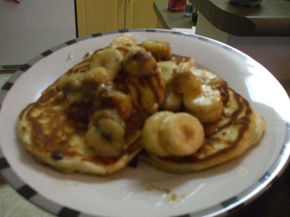 Chunky Monkey Pankcakes | Tasty Kitchen: A Happy Recipe Community!