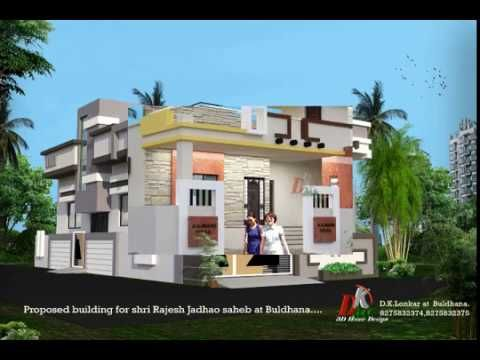 Only Ground Floor House Designs House Design House Exterior House