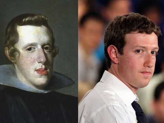 People From History Who Look Exactly Like Todays Celebrities - 24 celebrities and their incredible look alikes from past